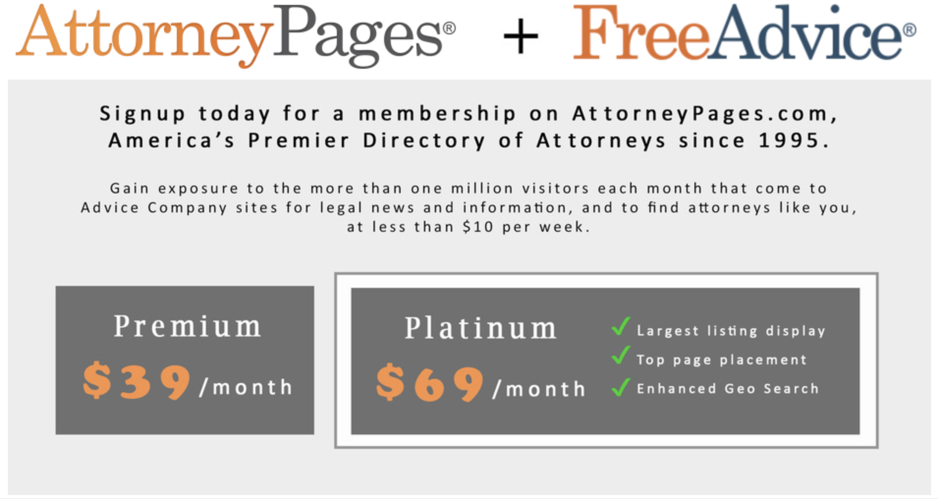 attorney pages